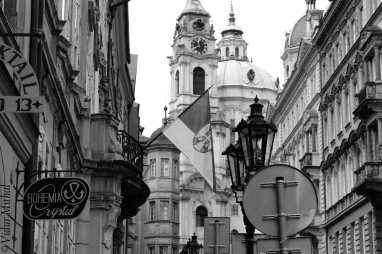 Photograph of Prague